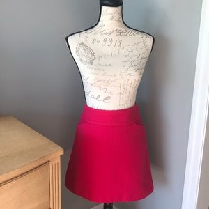 Pink Loft size 6 skirt! Only worn once!